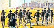 জেরুসালেমে সংঘর্ষের ঘটনায় আহত ২০৫, ইসরাইলকে যুদ্ধাপরাধের সতর্কতা জাতিসঙ্ঘের