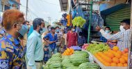 মৌলভীবাজারের কমলগঞ্জে অভিযান ও জরিমানা