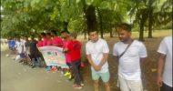 মিলানের পিওতেল্লো জালালাবাদ এসোসিয়েশনের আয়োজনে ফুটবল টুর্নামেন্ট অনুষ্ঠিত