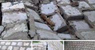 চুনারুঘাটের সুতাং পাড়ের উন্নয়নের বেহাল দশা