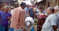 সুনামগঞ্জের গ্রামগঞ্জে মানা হচ্ছেনা স্বাস্থ্যবিধি